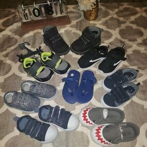 Toddler Boys Shoe Bundle